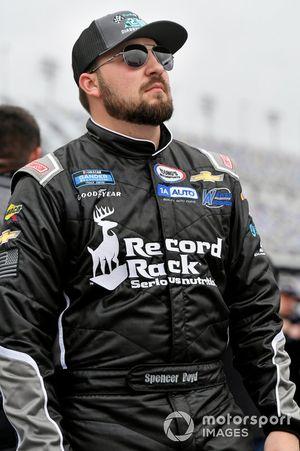 Spencer Boyd, Young's Motorsports, Chevrolet Silverado CuraLife