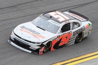 Jeremy Clements, Jeremy Clements Racing, Chevrolet Camaro Repairables.com