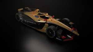 DS Techeetah Gen2 EVO