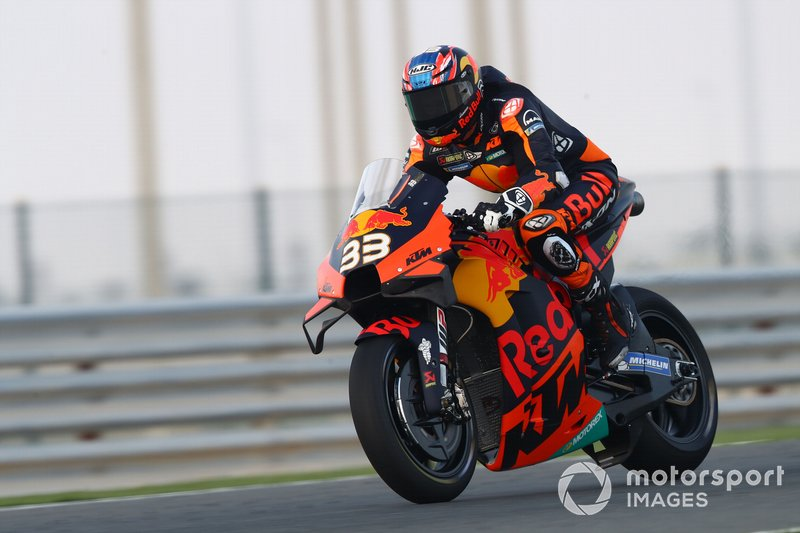 Red Bull KTM Factory Racing - Brad Binder