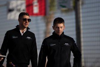 Edoardo Mortara, Venturi, Arthur Leclerc, Rookie Test Driver for Venturi