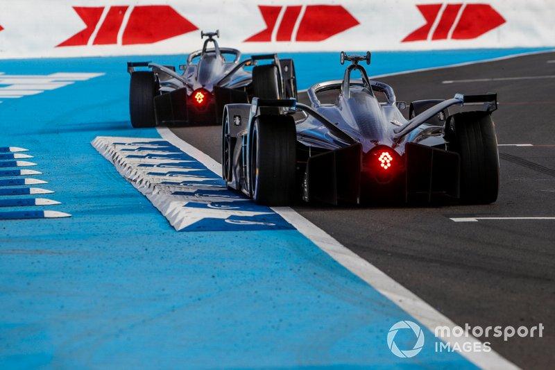 Stoffel Vandoorne, Mercedes Benz EQ, EQ Silver Arrow 01 Nyck De Vries, Mercedes Benz EQ, EQ Silver Arrow 01