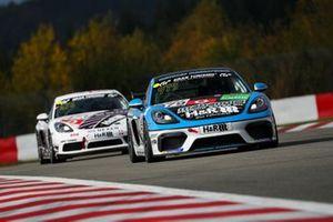#979 Porsche 718 Cayman GT4 CS: Moritz Kranz, Thorsten Jung, Nico Menzel