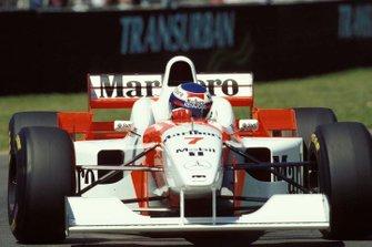 Мика Хаккинен, McLaren MP4-11 Mercedes