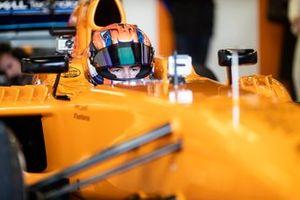 Tom Gamble, McLaren MP4-28