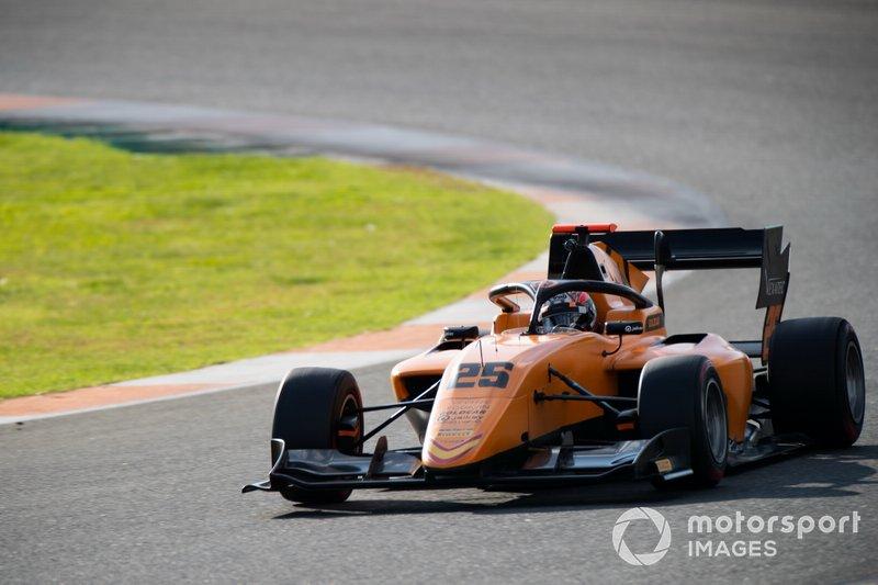 Yu Kanamaru, Campos Racing