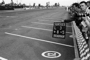 John Surtees, Cooper, Jack Brabham, Brabham