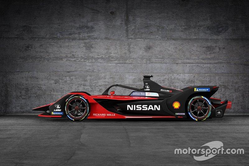 Nissan e.Dams, Nissan IMO2