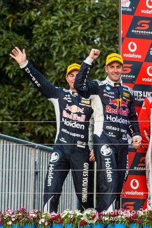 2. Jamie Whincup, Craig Lowndes, Triple Eight Race Engineering Holden
