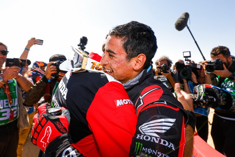 #17 Monster Energy Honda Team: Jose Ignacio Cornejo Florimo