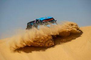 Доминик Озьо и Паскаль Делакур, MD Rallye Sport, Optimus (№321)