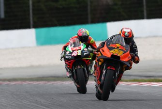 Pol Espargaro, Red Bull KTM Factory Racing, Aleix Espargaro, Aprilia Racing Team Gresini