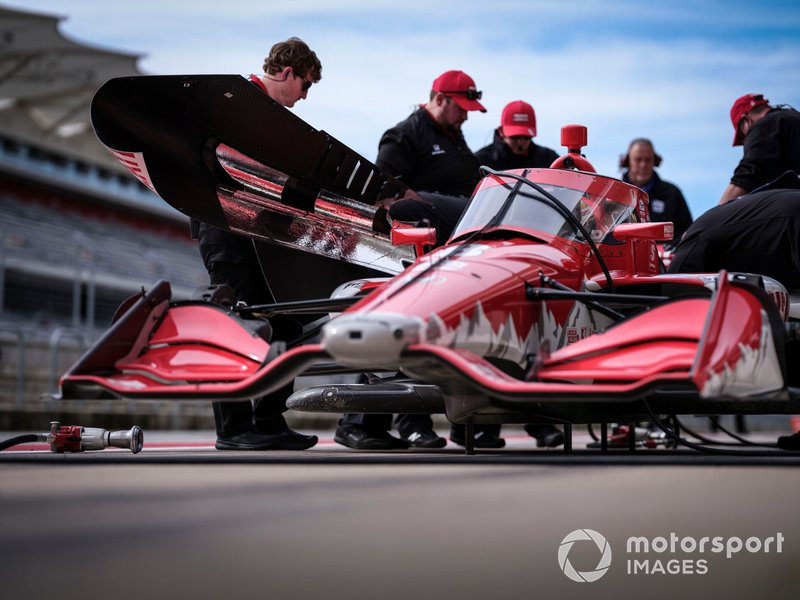 Маркус Эрикссон, Chip Ganassi Racing Honda