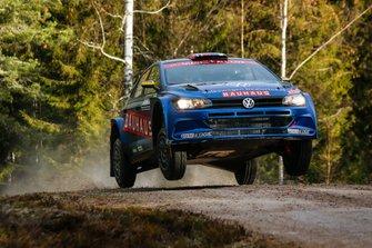 Johan Kristoffersson, Stig Rune Skjarmoen, VW Polo GTi