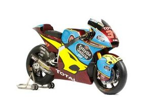 Augusto Fernandez, Marc VDS Racing's 2020 livery