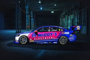 Bryce Follwood, Walkinshaw Andretti United Holden