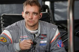Team Penske crew member
