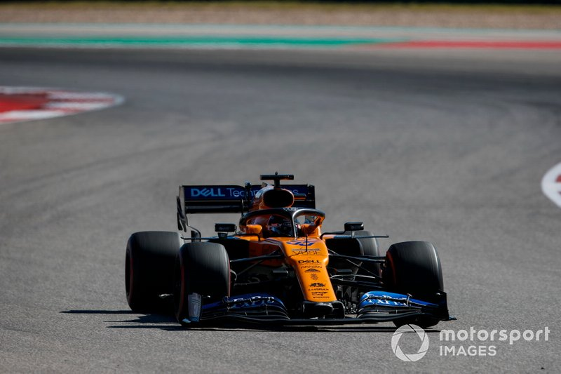 Carlos Sainz Jr. - 1 punto de penalización