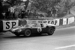 David Hobbs, Richard Attwood, Lola Cars, Lola Mk6