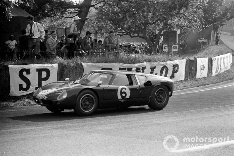 David Hobbs, Richard Attwood, Lola Cars, Lola Mk6 GT-Ford