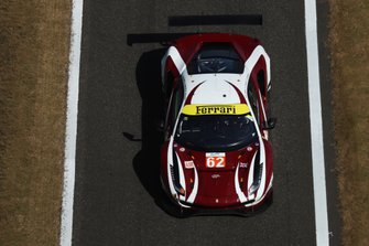 #62 Red River Sport Ferrari 488 GTE EVO: Bonamy Grimes, Johnny Mowlem, Charles Hollings