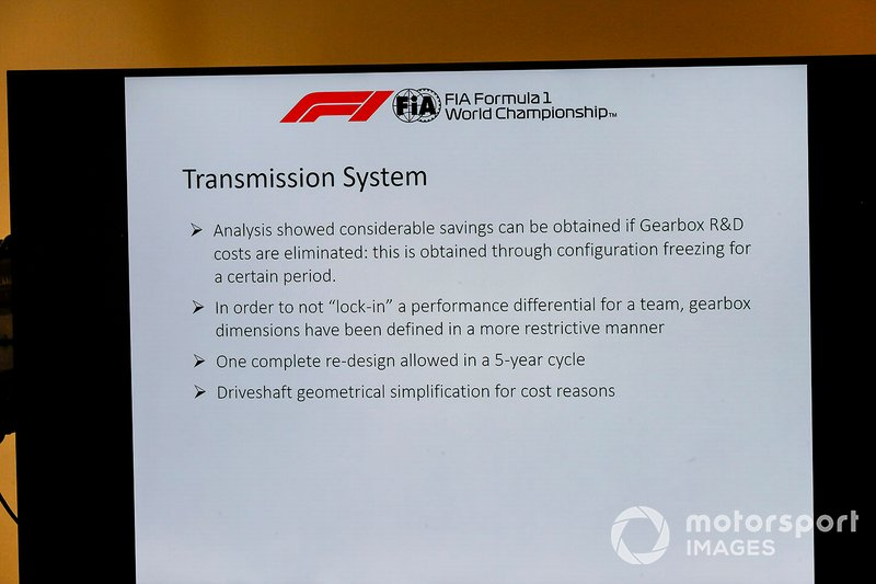 The 2021 Formula 1 technical regulations are announced