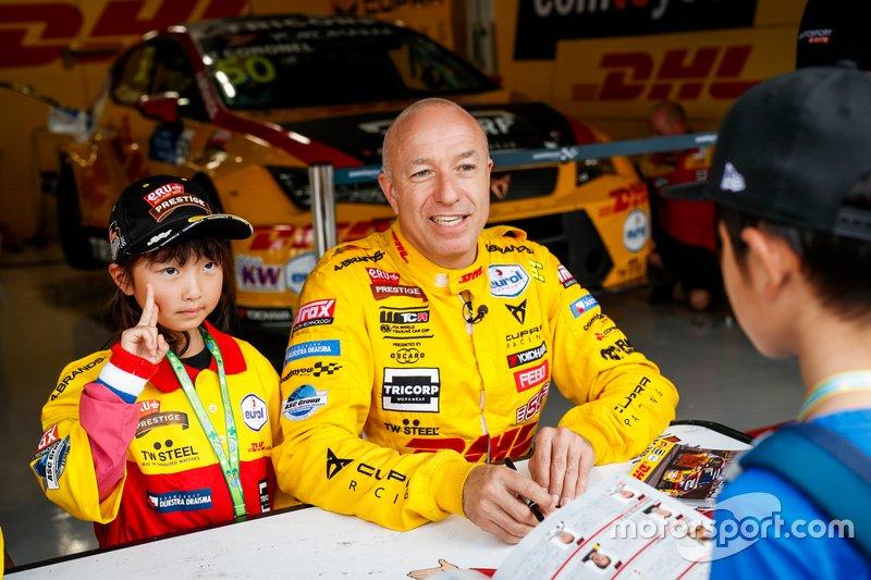 Том Коронель, Comtoyou Team DHL CUPRA Racing