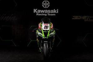 Kawasaki ZX 10-RR 2020 renk düzeni