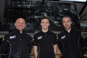 Kas Haverkort MP Motorsport Spaans F4 aankondiging