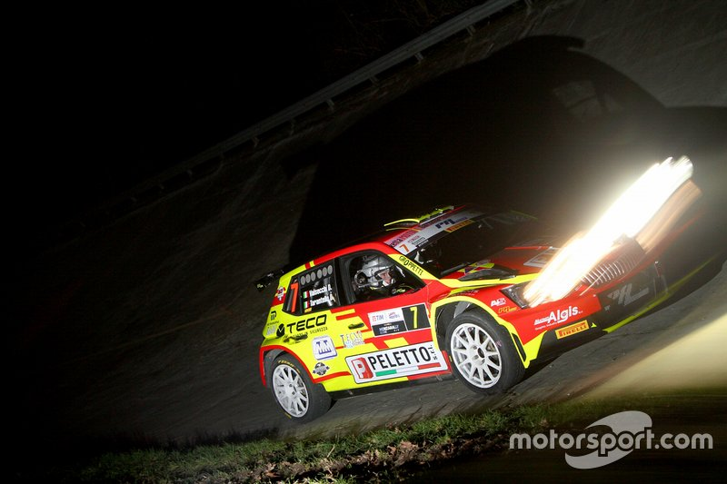 Valsecchi Davide, Tarantello Denis, Skoda Fabia, Monza Rally Show
