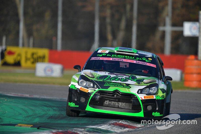 Puricelli Mirko, Magni Matteo, Citroen DS3, Monza Rally Show