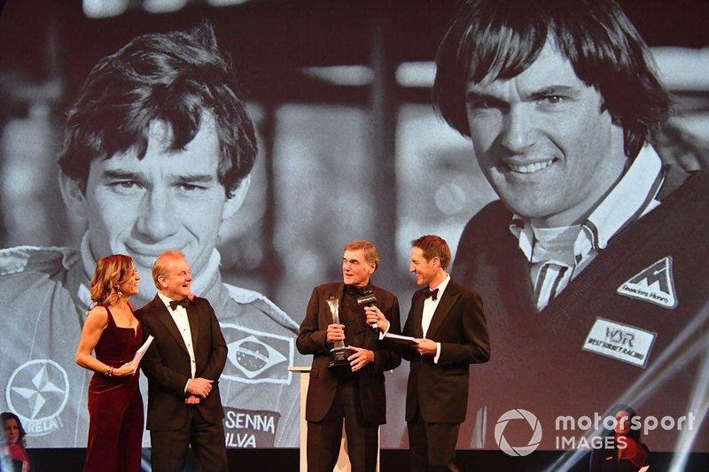 Dick Bennetts gana el Premio Gregor Grant