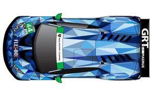 Magnus Racing livery