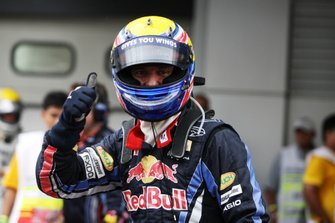 Pole sitterMark Webber, Red Bull Racing