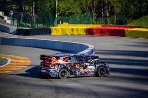 Kevin Abbring, Unkorrupted Renault Mégane RS