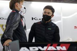 Kazuki Nakajima, Kuo VANTELIN TEAM TOM'S