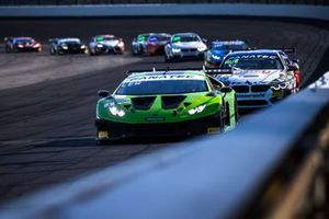#6 K-PAX Racing Lamborghini Huracan GT3 Evo: Corey Lewis, Giovanni Venturini, Marco Mapelli