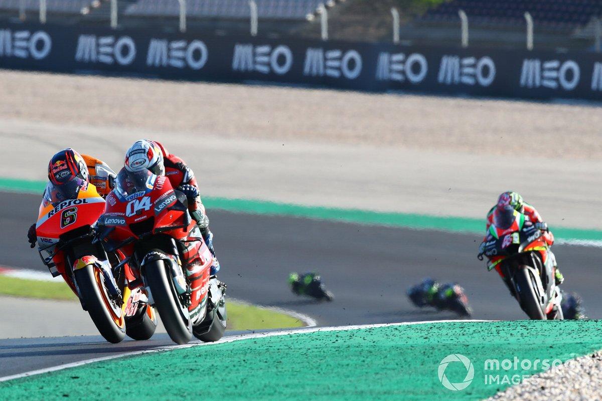 Andrea Dovizioso, Ducati Team, Stefan Bradl, Repsol Honda Team