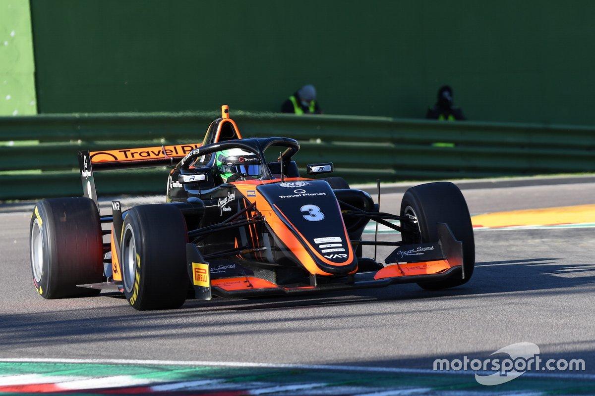Pierre-Louis Chovet, Van Amersfoort Racing