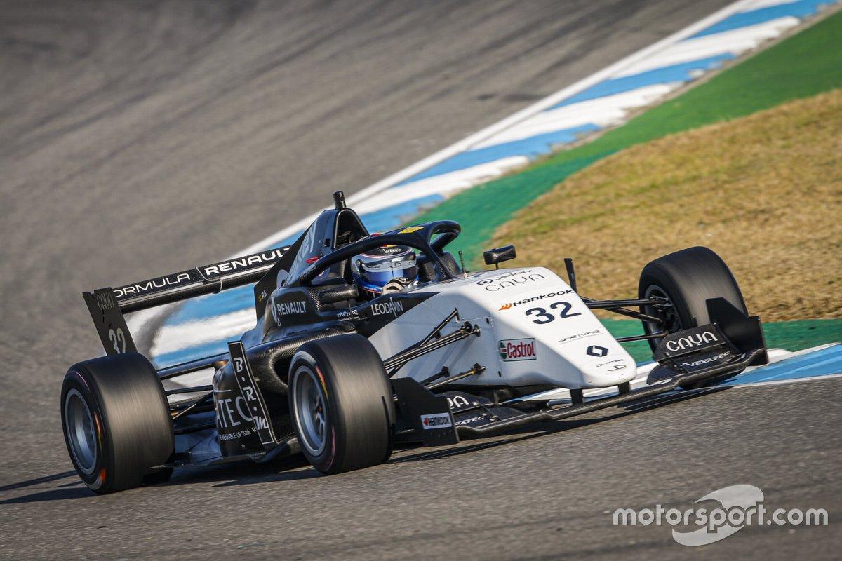 David Vidales, JD Motorsport