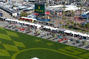Rolex 24 yarış öncesi