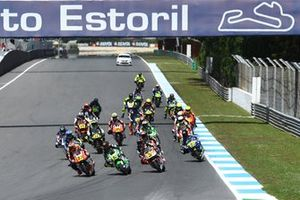 Start Race CEV Moto2 Portugal