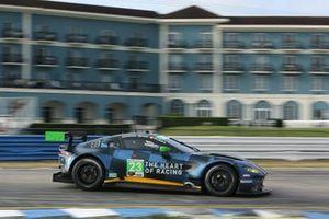 #23 : Heart Of Racing Team Aston Martin Vantage GT3, GTD : Ian James, Ross Gunn, Roman De Angelis