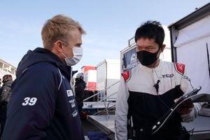 ヘイキ・コバライネン Heikki Kovalainen(#39 DENSO KOBELCO SARD GR Supra)