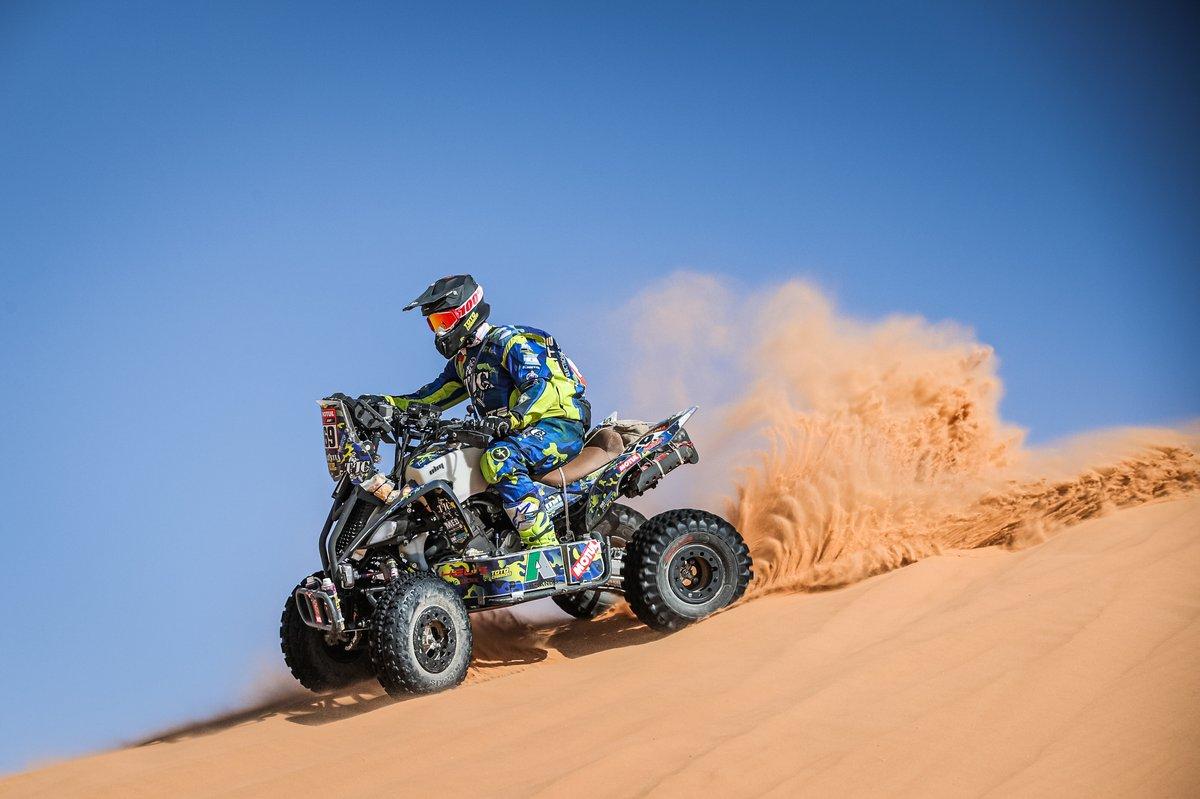 #169 M.E.D. Racing Team Yamaha: Juan Carrizo Tobias