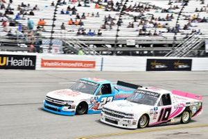 Jennifer Jo Cobb, Jennifer Jo Cobb Racing, Chevrolet Silverado Fastener Supply Company, Chase Purdy, GMS Racing, Chevrolet Silverado BamaBuggies.com
