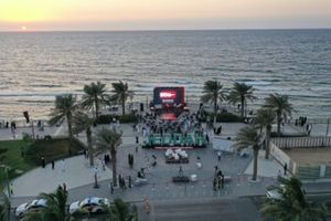 Jeddah F1 event