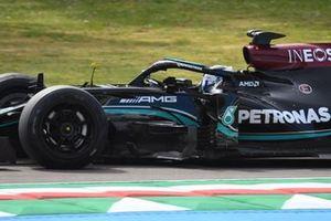 Valtteri Bottas, Mercedes F1 W12
