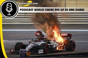 Cover Analisi delle libere del GP di Abu Dhabi