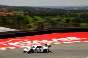 #9 Lechner Racing Porsche 911 GT3 R: Saul Hack, Andre Bezuidenhout, Dylan Pereira